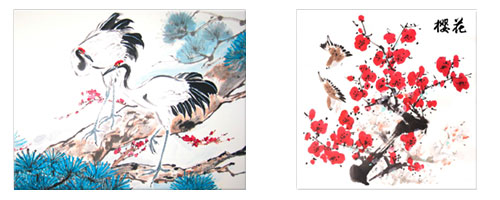 Art Prints on Paper | Chinese Art